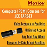 PCM Video Lecture Package (VL) for JEE by MOTION, KOTA