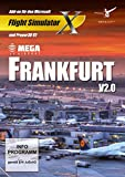 Produkt-Bild: Flight Simulator X - Mega Airport Frankfurt V2.0 (Add - On) - [PC]