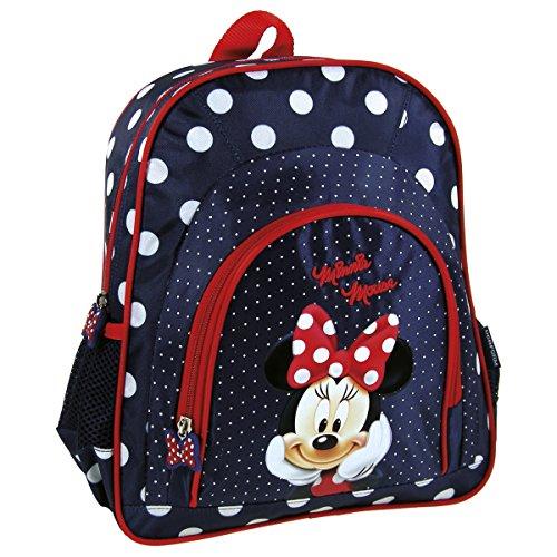 Minnie Sac a dos cartable pour l'école maternelle et loisirs extrascolaires Disney