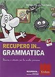 Recupero in. grammatica. Percorsi e attività per la scuola primaria. CD-ROM