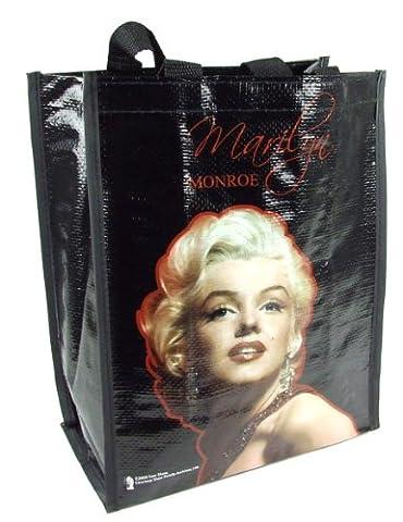 Tasche Einkaufstasche Marilyn Monroe ca. 31x25 cm Neu Fan- Artikel Einkaufs, Outdoor, Strand und Freizeittasche