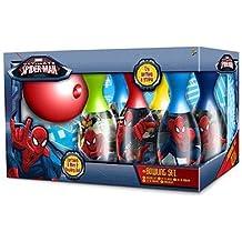 Sambro - Set da bowling, motivo: Ultimate Spiderman