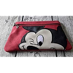 E-Book Tasche/Mäppchen Mickey Mouse zwinkernd