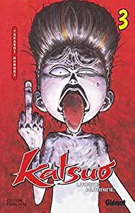 Katsuo, l'arme humaine Edition simple Tome 3
