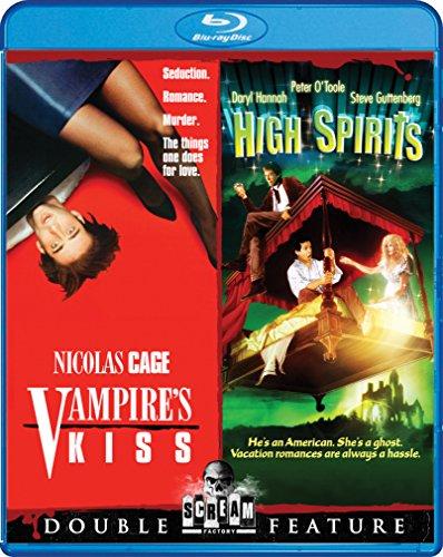 Bild von Vampire's Kiss / High Spirits [Blu-ray]
