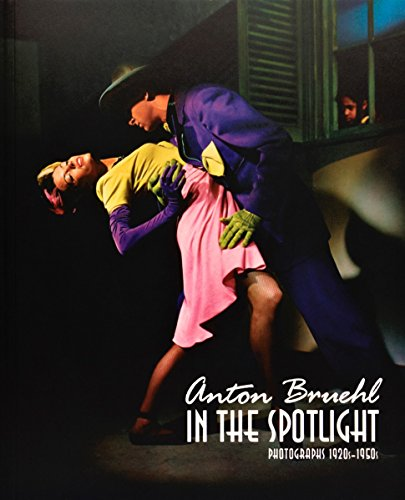 Anton bruehl : in the spotlight