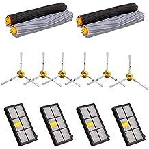Cepillos y Filtros Kit de Reemplazo para iRobot Roomba 800/900 Series 800 870 880