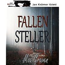 Fallensteller - Thriller - Die falsche Haut: Der 4. Fall für Jan Krömer  - Kriminalroman Ostfriesland (Jan Krömer Krimi-Reihe)