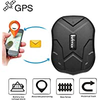 Winnes lungo standby GPS Tracker impermeabile Tracker dispositivi con potente magnete mini GSM GPRS SMS Real Time Tracking per camion auto moto bicicletta monopattino free App/web TK905