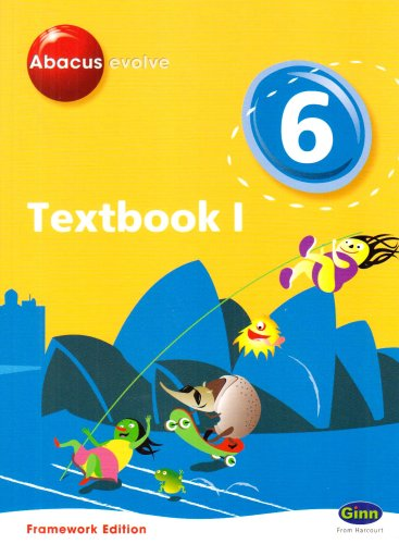 Textbook 1: Year 6 Part 7: Year 6/P7 (Abacus Evolve Fwk (2007))