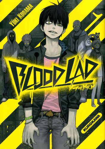 Blood Lad Edition simple Tome 1