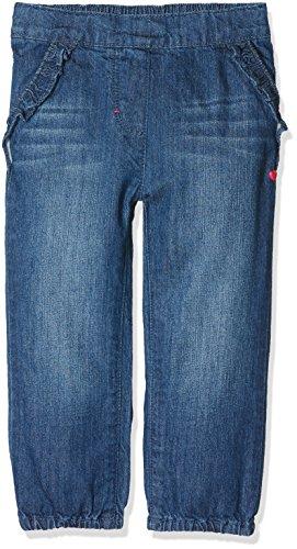 ESPRIT Baby - Mädchen Jeans RK22031, Blau (MEDIUM WASH DENIM 463), 18 Monate (Herstellergröße: 86)