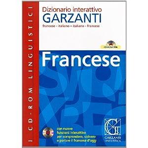 DIZ.FRANC.INTERATT.+CD NE