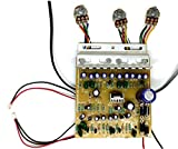 #8: TECH AND TRADE 100W Diy Stereo Audio Amplifier Circuit Kit Board Bass Treble Balance (4440 DUAL TONE BOARD)