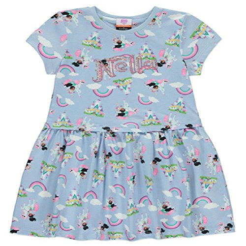 Girls Nella The Princess Knight Dress, Sizes 2-3 and 3-4 Years