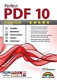 Produkt-Bild: Perfect PDF 10 PREMIUM inkl. OCR Modul PDFs Erstellen, Bearbeiten, Umwandeln, Sichern, Kommentare hinzufügen, Formulare ausfüllen | 100% Kompatibel mit Adobe Acrobat