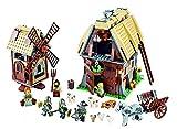 LEGO Kingdoms 7189 - Überfall auf das Mühlen-Dorf - LEGO
