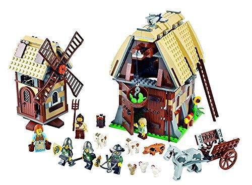 LEGO Kingdoms 7189: Ataque villa molino [versión