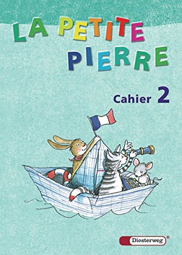 Preisvergleich Produktbild LA PETITE PIERRE - Ausgabe 2007: Cahier d'activités 2