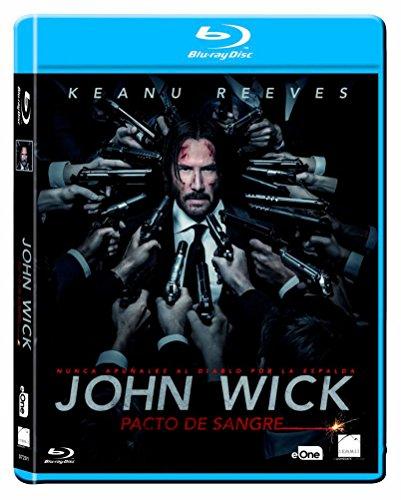 John Wick: Pacto De Sangre Blu-Ray [Blu-ray]