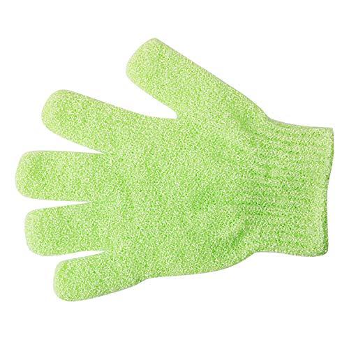 Azsunnyshow Handtuch Handtücher Badprodukte Badartikel Bürsten Massageschwamm Duschschrubber grün
