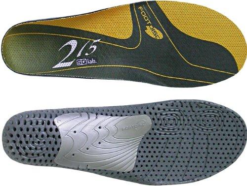 SQlab Schuhzubehör 215 Einlegesohle gelb (Größe: 36,5-38,5)