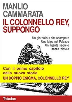 Il colonnello Rey, suppongo: Un giornalista che scompare. Una talpa nel palazzo. Un agente segreto senza pistola. di [Cammarata, Manlio]