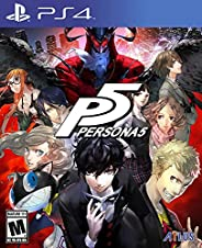 Atlus Persona 5 Playstation Hits Playstation 4 Standard Edition One Size Multi