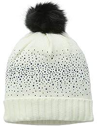 e527b98fc004 Mount Hood Bolton, Bonnet Fille, Blanc (Natur), 53 55 cm