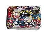 #4: SBS Pokemon Go Evolutions Series Trading Card Metallic Box Pack