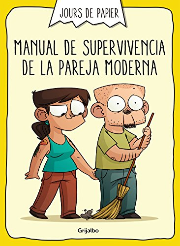 Manual de supervivencia de la pareja moderna por Jours de Papier