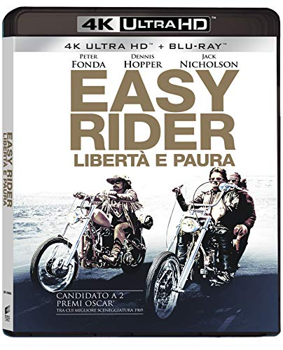 Easy Rider - 4K Ultra Hd  (2 Blu Ray)