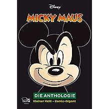 Micky Maus – Die Anthologie: Kleiner Held – Comic Gigant