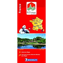 Carte Michelin Les Plus Beaux Villages de France