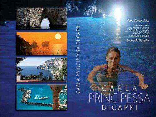 Carla, Principessa Di Capri  - Completo (Portuguese Edition) por leonardo gadelha