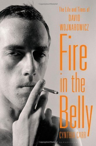 Fire in the Belly: The Life and Times of David Wojnarowicz 1st (first) Edition by Carr, Cynthia published by Bloomsbury USA (2012)