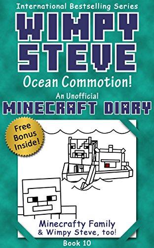 minecraft-diary-of-wimpy-steve-book-10-ocean-commotion-unofficial-minecraft-diary-minecraft-diary-bo