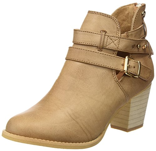 Xti 45108 Ankle Boots beige Camel