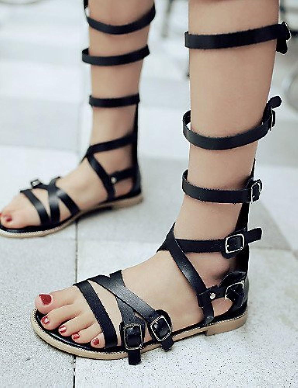 e5d3b1c99e1c3b shangyi shangyi shangyi chaussures pour femme escarpins sandales talon  plein air / robe / occasionnel noir / Marron / beige b01fzji8dg parent |  Divers Les ...
