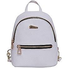 14274ee60c Longra Nuovo zaino da viaggio borsa zaino scuola femminile