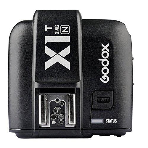 Foto e videocamere Godox V860IIS Nero flash per fotocamera