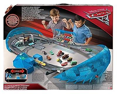 Mattel Disney Cars FCW02 - Disney Cars 3 Ultimative Florida Rennstrecke von Mattel GmbH