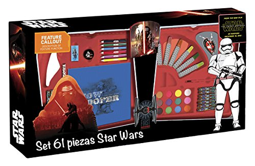 Simba - 40309 - Star Wars EP VII Coffret 61 Pièces -