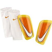 Nike Mercurial Lite Knöchelbandage Unisex, Orange/Gelb/Weiß (Total Orange/Yellow/(White), Größe S