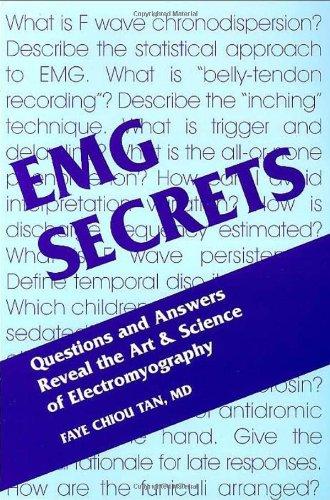 EMG Secrets, 1e por Faye Chiou Tan MD