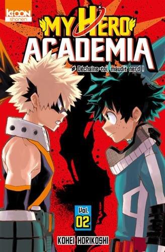 My Hero Academia T02 (02) par Kohei Horikoshi