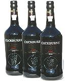 Cockburns Portwein Special Reserve SET mit 3 X 1,0 Liter