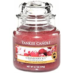 Yankee Candle Housewarmer Cranberry Ice Jar Duftke rze 0,104 kg