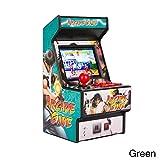Die besten Handheld-Spiele - Mini-Arcade-Spiel-Maschine 2,8 Inch 156 Klassische Handheld-Spiele Retro-Spiele-Handheld-Konsole Mini-Arcade-Maschine Bewertungen