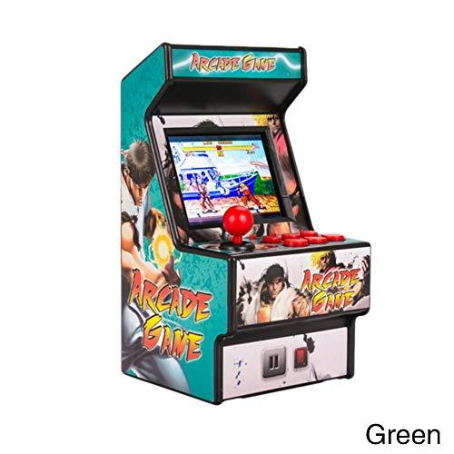 Mini-Arcade-Spiel-Maschine 2,8 Inch 156 Klassische Handheld-Spiele Retro-Spiele-Handheld-Konsole Mini-Arcade-Maschine spielen Retro Sport, Arcade, Schießen